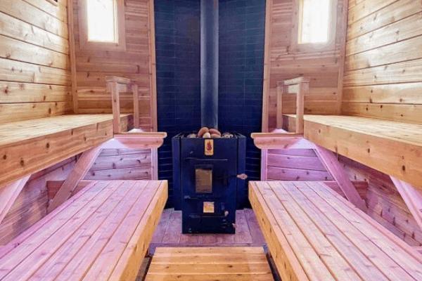 Mindstrong Sauna
